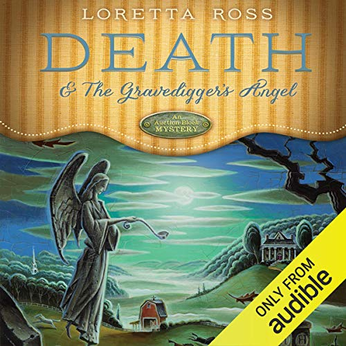 Death & the Gravedigger's Angel cover art