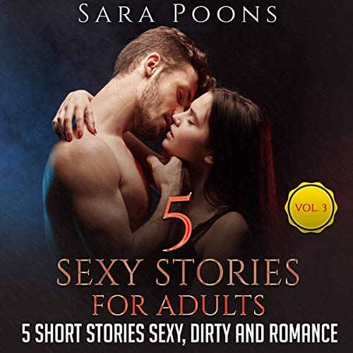 5 Sexy Stories for Adults, Volume 3 audiobook cover art