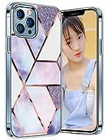 yiyiter TPU電話ケースは、i Phone 12 Pro 6.1インチの保護ケースに適しています。 保護カバーは、防水性と指紋防止のために設計されています。 大理石のパターンデザインはより洗練されており、i Phone 12 Proスマートフォンに適しています。 6.1インチ