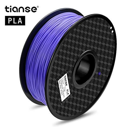 TIANSE Filamento PLA impresora 3D / Pluma 3d, 1 kg