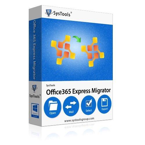 SysTools migrateur Office 365 Express (Livraison par courrier électronique - pas de CD)