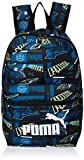 PUMA Phase Small Backpack Sac à Dos Enfant Digi/Blue/Boys Aop FR : Taille Unique (Taille Fabricant : OSFA)