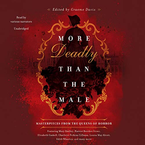 Couverture de More Deadly Than the Male
