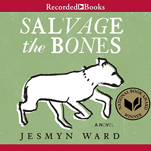 Salvage the Bones     A Novel              Written by:                                                                                                                                 Jesmyn Ward                               Narrated by:                                                                                                                                 Cherise Boothe                      Length: 9 hrs and 53 mins     4 ratings     Overall 4.8