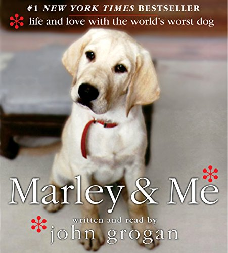 Marley and Me audiobook cover art