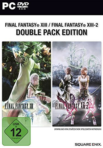 Final Fantasy XIII / Final Fantasy XIII-2 - Double Pack Edition - [PC]
