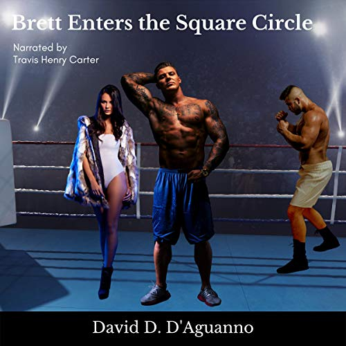 Brett Enters the Square Circle Audiobook By David D. D'Aguanno cover art