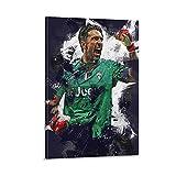 ASHDJ Gianluigi Buffon Poster dekorative Malerei Leinwand