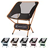 Best Chair For Backpacking - Tinya Ultralight Backpacking Camping Chair: Kids Adults Backpacker Review