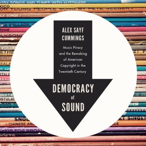 Democracy of Sound audiobook cover art