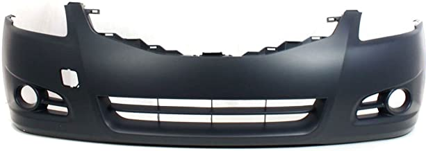 NorthAutoParts 62022ZX00H Fits Nissan Altima Front Primered Bumper Cover NI1000268