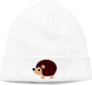 f682948679c Manlee Cartoon Cute Hedgehog Unisex Winter Knitting Wool Warm Hat Daily  Slouchy Hats Beanie Skull Cap