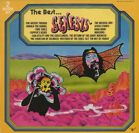 Genesis: The Best...