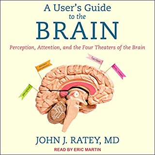A User's Guide to the Brain audiobook cover art