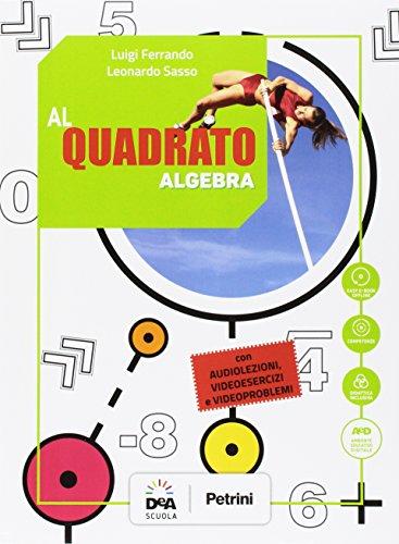 Al quadrato. Aritmetica-Geometria-Quaderno Plus. Per la Scuola media. Con e-book. Con espansione online (Vol. 3)