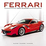 Ferrari 2022 – 16-Monatskalender: Original Avonside-Kalender [Mehrsprachig] [Kalender] (Wall-Kalender)