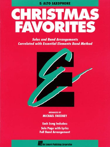Essential Elements Christmas Favorites: Eb Alto Saxophone