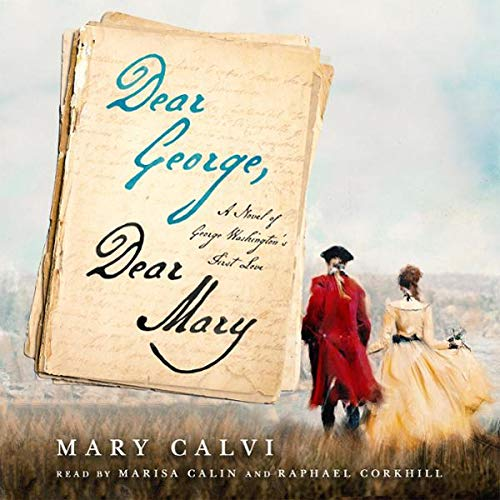 Dear George, Dear Mary audiobook cover art