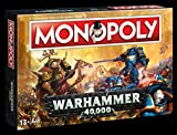 Winning Moves WIN45342 40.000 Monopoly: Warhammer 40K, Mehrfarbig