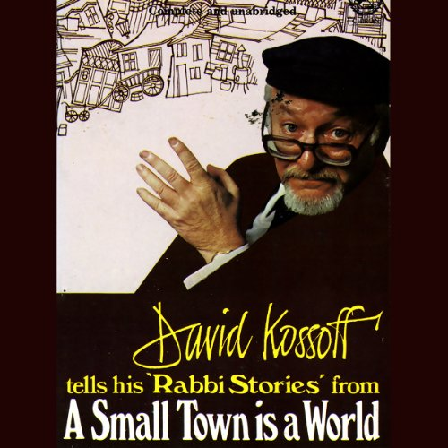 The Rabbi Stories of David Kossoff (Dramatised) audiobook cover art
