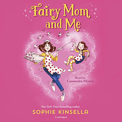 Fairy Mom and Me #1 audiobook cover art