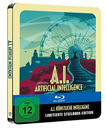 A.I. Künstliche Intelligenz - Lim. Steelbook [Blu-ray]