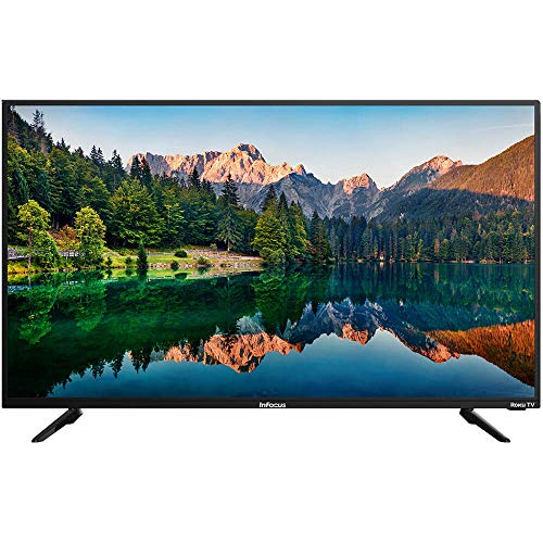 InFocus IN45FA40PR 45 inch 1080p LED Smart TV with Roku Built in