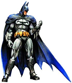 Square Enix Batman Arkham City: Play Arts Kai Batman Action Figure