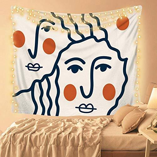 Tapiz de ventana Plantas verdes Tapiz de pared de flor de mar 3D Tapiz de pared de playa Tapiz de decoración de fondo Tela A1 180x200cm