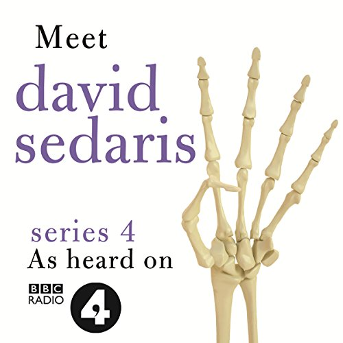 Meet David Sedaris: Series Four audiobook cover art