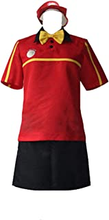 Fortunehouse The Devil is a Part-Timer! Sadao Maou Satan Jacob Cosplay Uniform Costume with Cloak