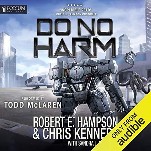 Do No Harm: The Omega War, Book 9