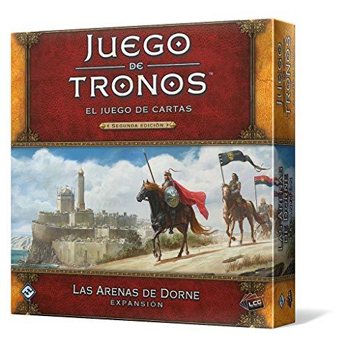 Fantasy Flight Games Juego de Tronos LCG: Las Arenas de Dorne - Español, Multicolor (FFGT30)