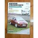 Rtc-carrosserie - 5008 10- Revue Technique Carrosserie Peugeot Etat - Bon Etat Occasion