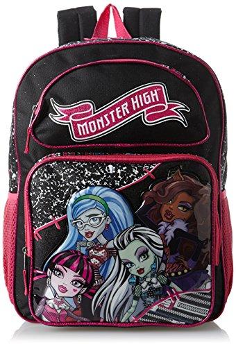 Monster High Fright On Mochila