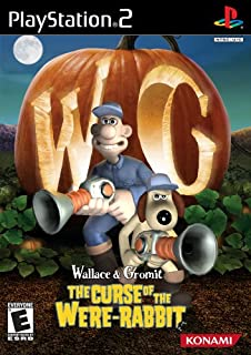 Wallace And Gromit: The Curse of the Were-Rabbit - PlayStation 2