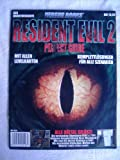 Resident Evil 2 Unauthorized Strategy Guide (Deutsche Ausgabe: Der Unautorisierte Re2 Perfect Guide Lösungsbuch ISBN 4029191901169) Versus Books Volume 4