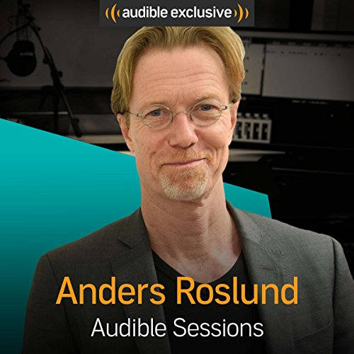 Anders Roslund audiobook cover art