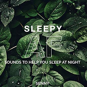 Sleepy AF: Sounds to Help You Sleep at Night
