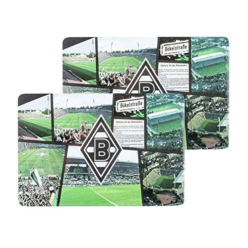 Borussia Mönchengladbach Frühstücksbrettchen 2er-Set