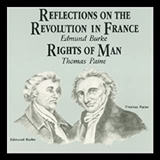 Reflections on the Revolution in France & Rights of Man audiobook cover art