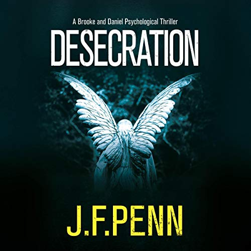 Desecration cover art