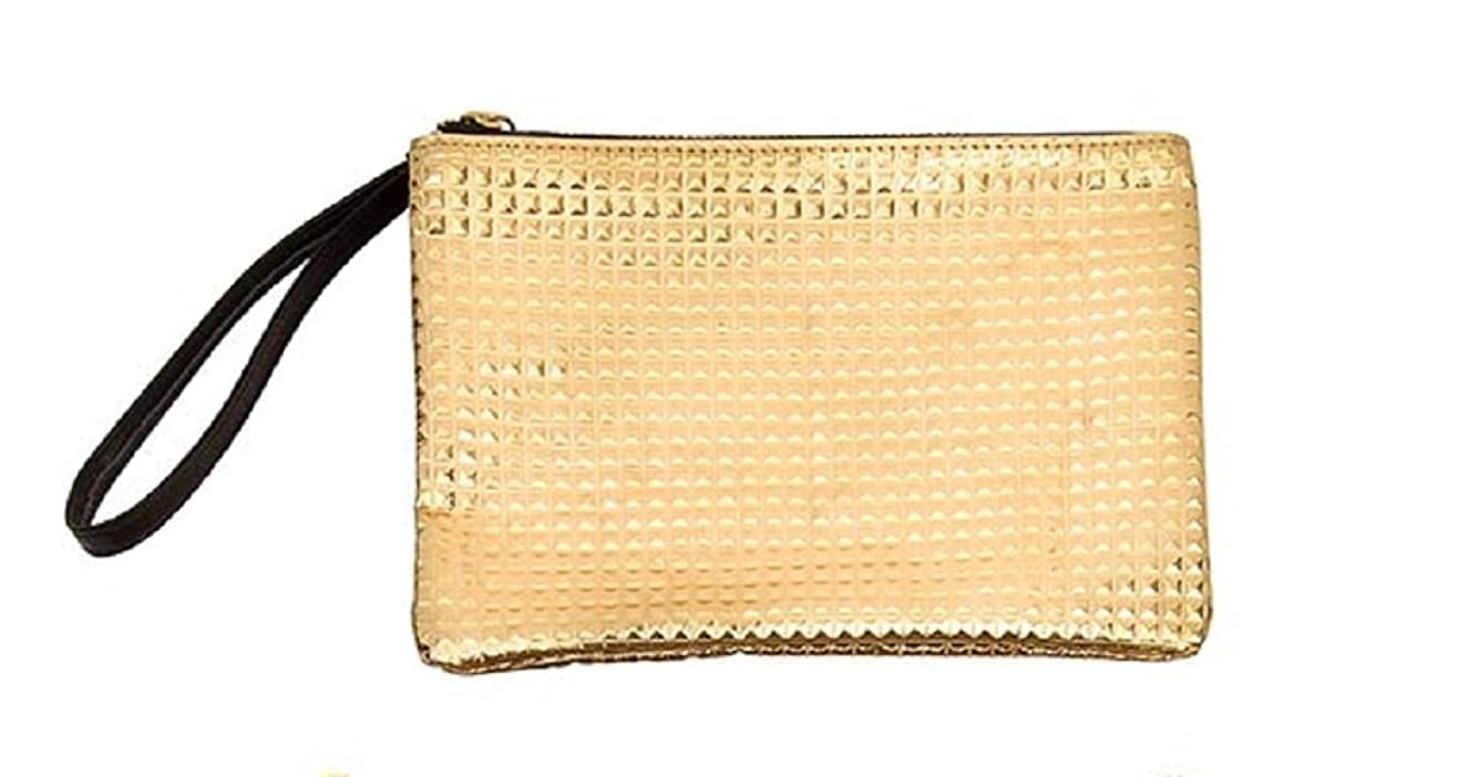 Mead Pencil Pouch - Gold