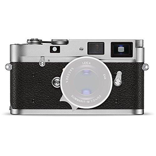 Leica 10371 M-A (Typ 127) Camera (Silver) by Leica