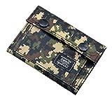 JEMINAL Men's Camo Printed Bifold Wallet (H - Pattern-02 (new))