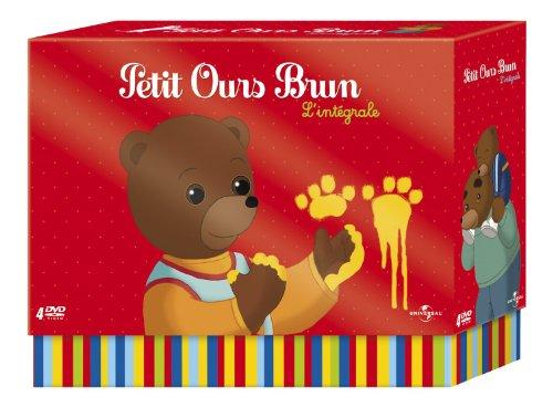 Petit Ours Brun-L'intégrale