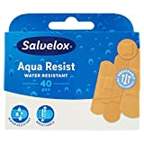 Salvelox - Aqua Resist - Parches surtidos - 40 unidades