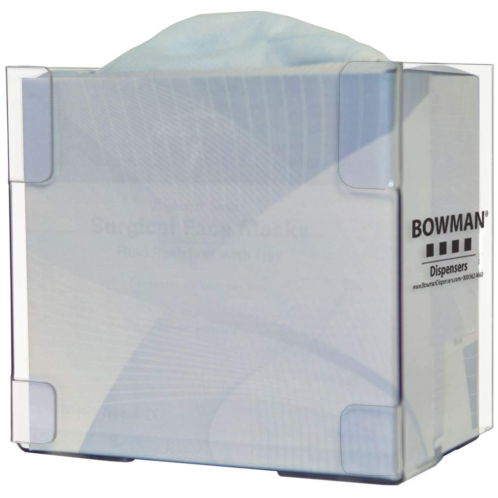 Shipping included Face Mask Dispenser Ranking TOP8 - Tie Holds one tie Key of Masks Two-Way Box