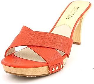 ce0bc99b3bde Michael Kors WomenÕs Amelie Slide Mule Sandals