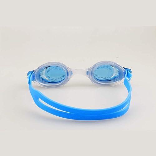 Ogquaton TraiteHommest des lunettes de natation transparentes faites sur comhommede de parc aquatique universel de lunettes de natation d'enfants adultes